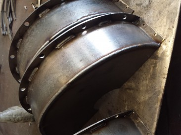 Round coupling guards