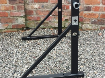 Heavy duty pull up system